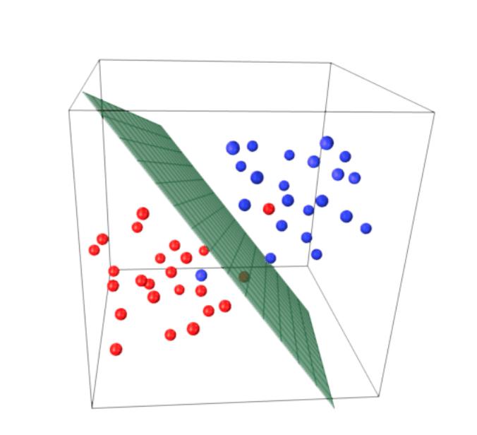 algorithme de Perceptron