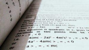 mathematics descente de gradient