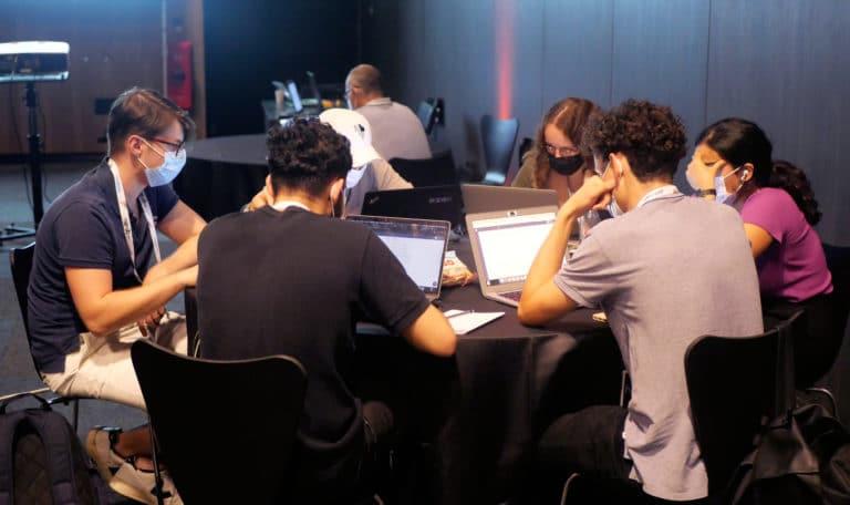 data challenge team