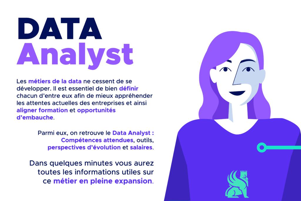 Fiche métier data analyst