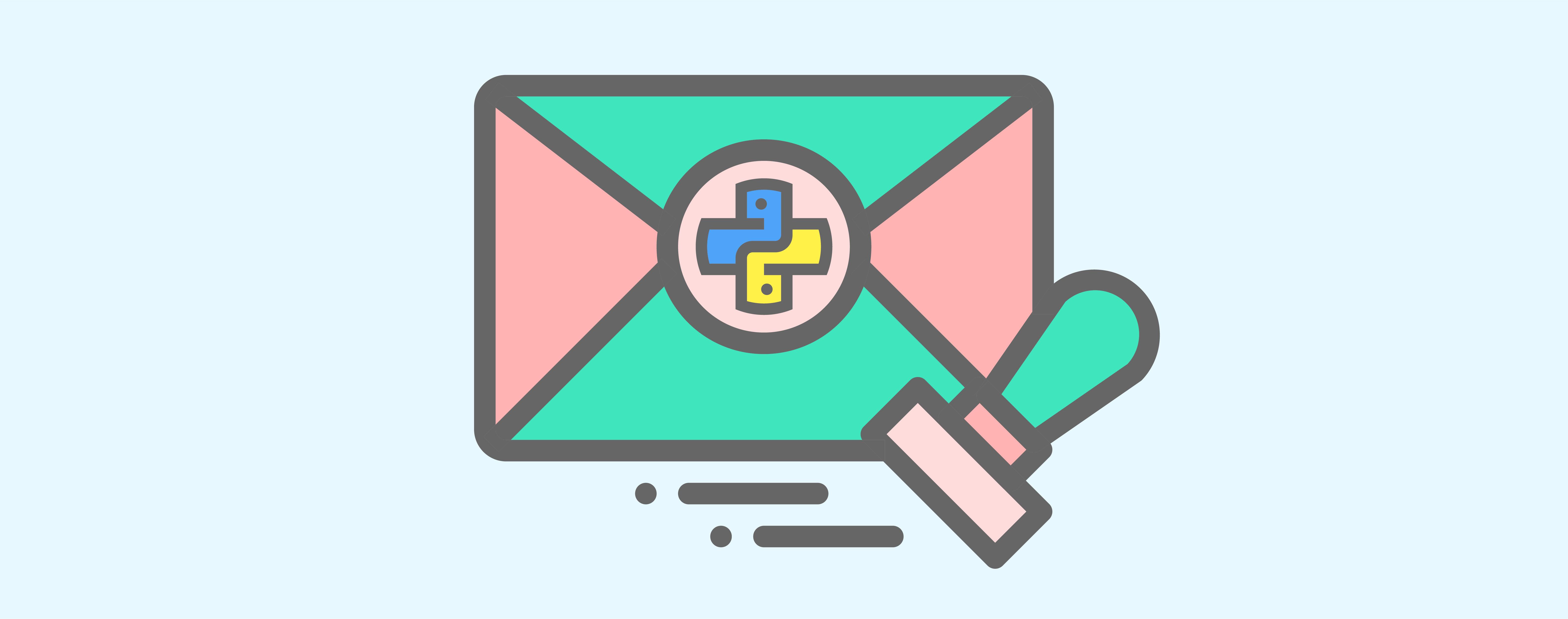 envoyer un mail avec python