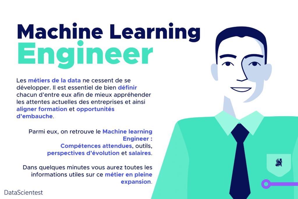 Fiche métier machine learning engineer