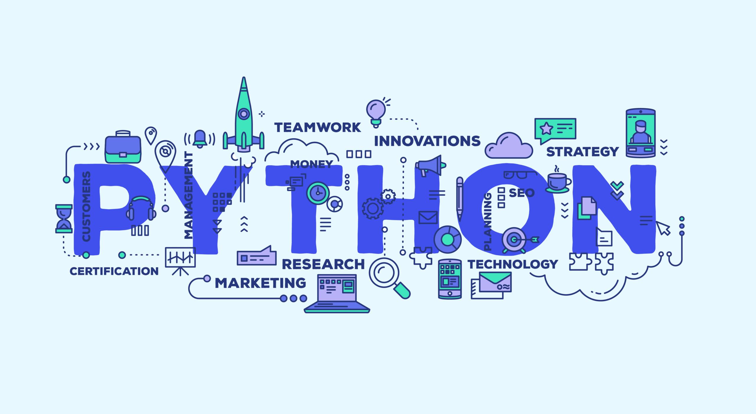 Formation Python : Pourquoi apprendre ce langage ?